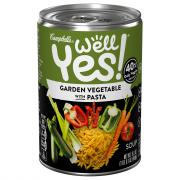 Campbell's Well Yes Garden Vegetable with Pasta Soup