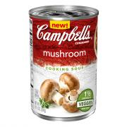 Campbell's Condensed Mushroom Cooking Soup
