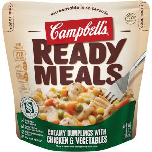 Campbell's Ready Meals Creamy Dumplings