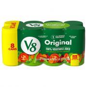 Campbell's V8 Vegetable Juice