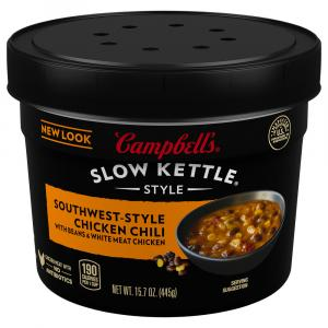 Campbell's Slow Kettle Southwest-Style Chicken Chili