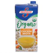 Swanson Organic Chicken Broth