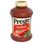 Prego Regular Spaghetti Sauce
