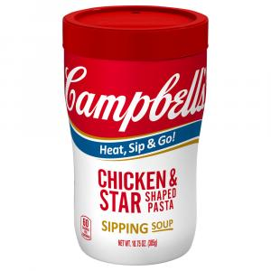 Campbell's Soup at Hand Chicken & Stars