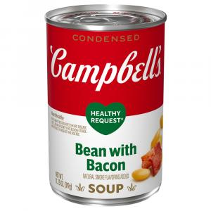 Campbell's Condensed Healthy Request Bean with Bacon
