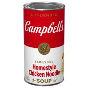 Campbell's Family Size HomeStyle Chicken Noodle