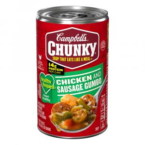 Campbell's Chunky Healthy Request Grilled Chicken