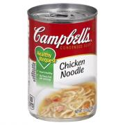 Campbell's Healthy Request Chicken Noodle Soup