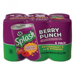 V8 Splash Berry Punch