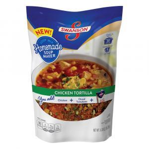 Swanson Chicken Tortilla Soup Maker
