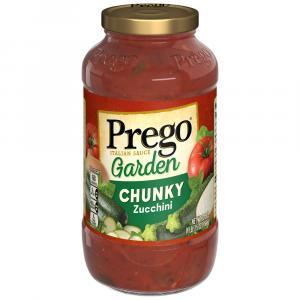 Prego Garden Harvest Chunky Zucchini