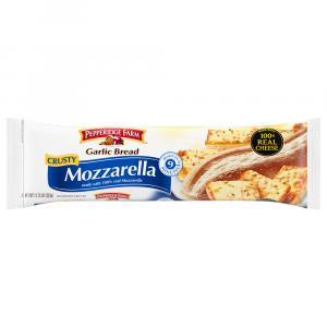 Pepperidge Farm Garlic Mozzarella Cheese Bread