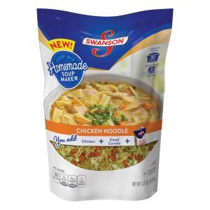 Swanson Chicken Noodle Soup Maker