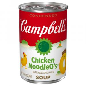 Campbell's Chicken Noodle O's