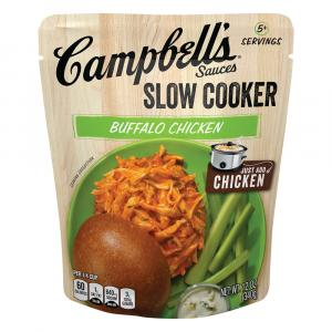 Campbell's Slow Cooker Buffalo Chicken Sauce