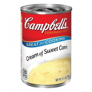 Campbell's Condensed Cream of Sweet Corn Soup