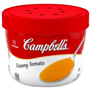 Campbell's Bowl Cream of Tomato Soup