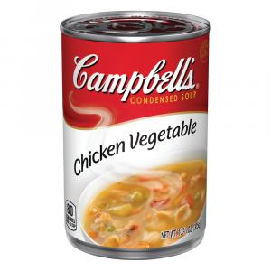 Campbell's Chicken Vegetable Soup