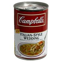 Campbell's Select Microwave Bowl Italian Wedding Soup