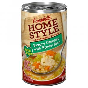 Campbell's Homestyle Healthy Request Chicken w/Brown Rice