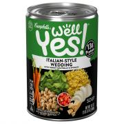 Campbell's Well Yes Italian-Style Wedding Soup