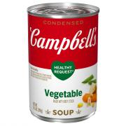 Campbell's Healthy Request Vegetable Soup