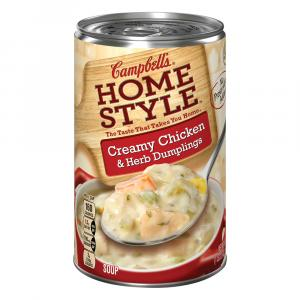 Campbell's Homestyle Chicken And Dumplings