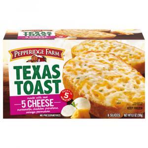 Pepperidge Farm Five Cheese Texas Toast