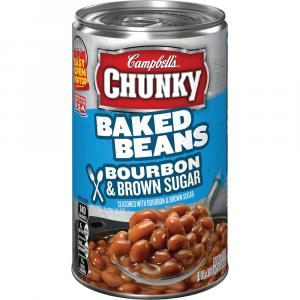 Campbell's Chunky Bourbon & Brown Sugar Baked Beans