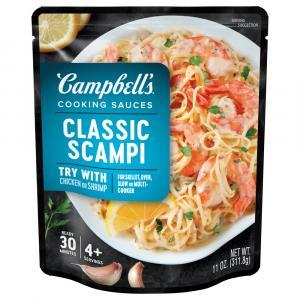 Campbell's Skillet Sauces Shrimp Scampi