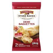 Pepperidge Farm Stone Baked Demi Baguettes