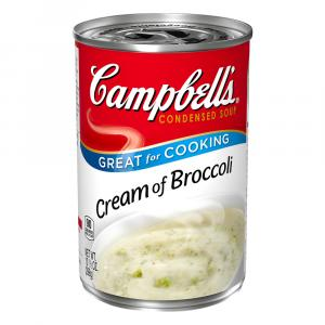 Campbell's Cream Of Broccoli Soup