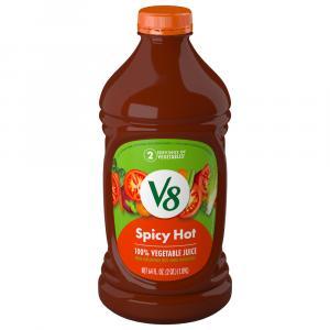V8 Spicy Hot Juice