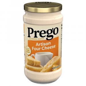 Prego Artisan Four Cheese Alfredo Sauce