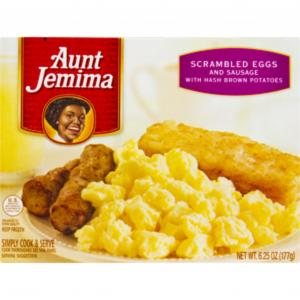 Aunt Jemima Great Starts Scrambled Eggs & Sausage