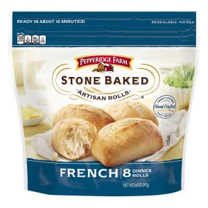 Pepperidge Farm Stone Baked French Rolls