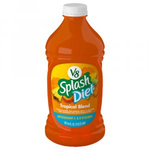 Campbell's V8 Diet Splash Tropical Blend