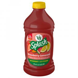 Campbell's V8 Splash Strawberry Lemonade