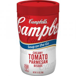 Campbell's On The Go Creamy Tomato Parmesan Bisque