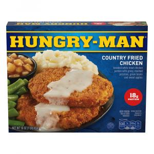 Swanson Hungry-Man Country Fried Chicken