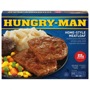 Swanson Hungry-man Meatloaf