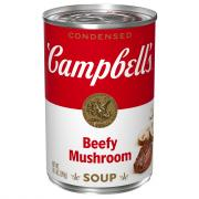 Campbell's Beefy Mushroom Soup