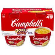 Campbell's Double Noodle Soup