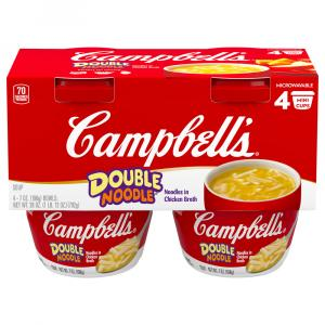 Campbell's Double Noodle Soup