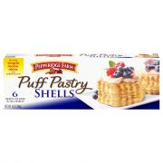 Pepperidge Farm Pastry Shells