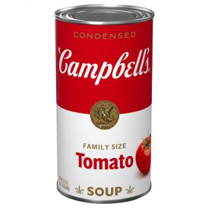 Campbell's Family Size Tomato Soup