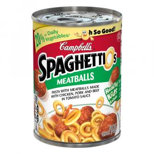 Campbell's SpaghettiOs with Meatballs
