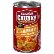 Campbell's Chunky Jazzy Jambalaya
