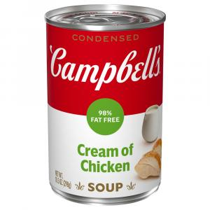 Campbell's Reduced Fat Cream Of Chicken Soup