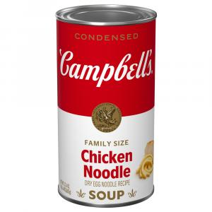 Campbell's Family Size Chicken Noodle